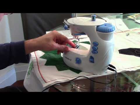 Sewing Machines for Travelling on Planes