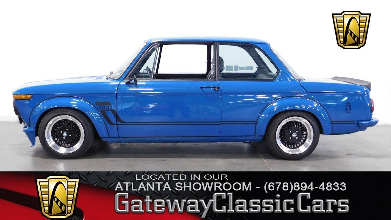 1976 BMW 2002 - Gateway Classic Cars of Atlanta #437
