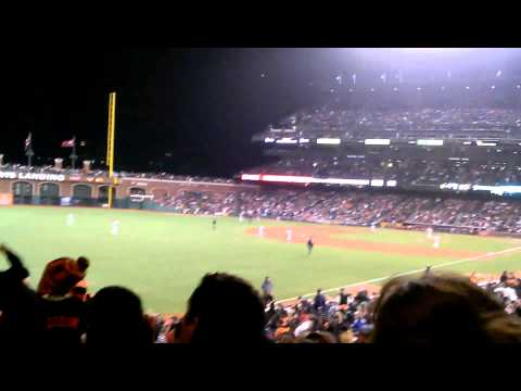 Giants Game Sing a Long