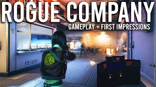 Rogue Company - Gameplay and First Impressions!