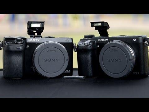 Sony NEX 6 review - vs NEX 7