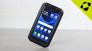 Love Mei Powerful Samsung Galaxy S7 Edge Case Review & Installation Guide