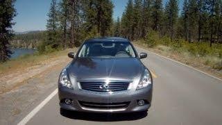 2012 Infiniti G25 Drive & Review