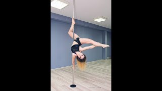 Pole Dance Advanced Combo