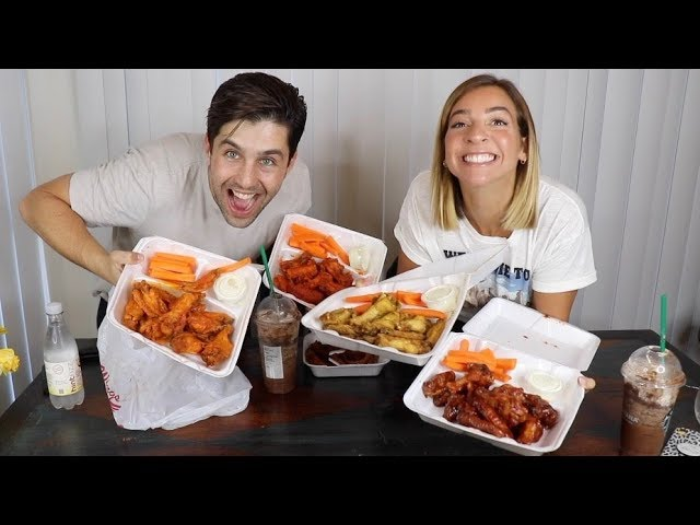 BREAKING OUR DIETS WITH EPIC CHEAT MEAL! ft GABBIE HANNA