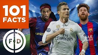 101 Facts About Football (ft. Football Daily)
