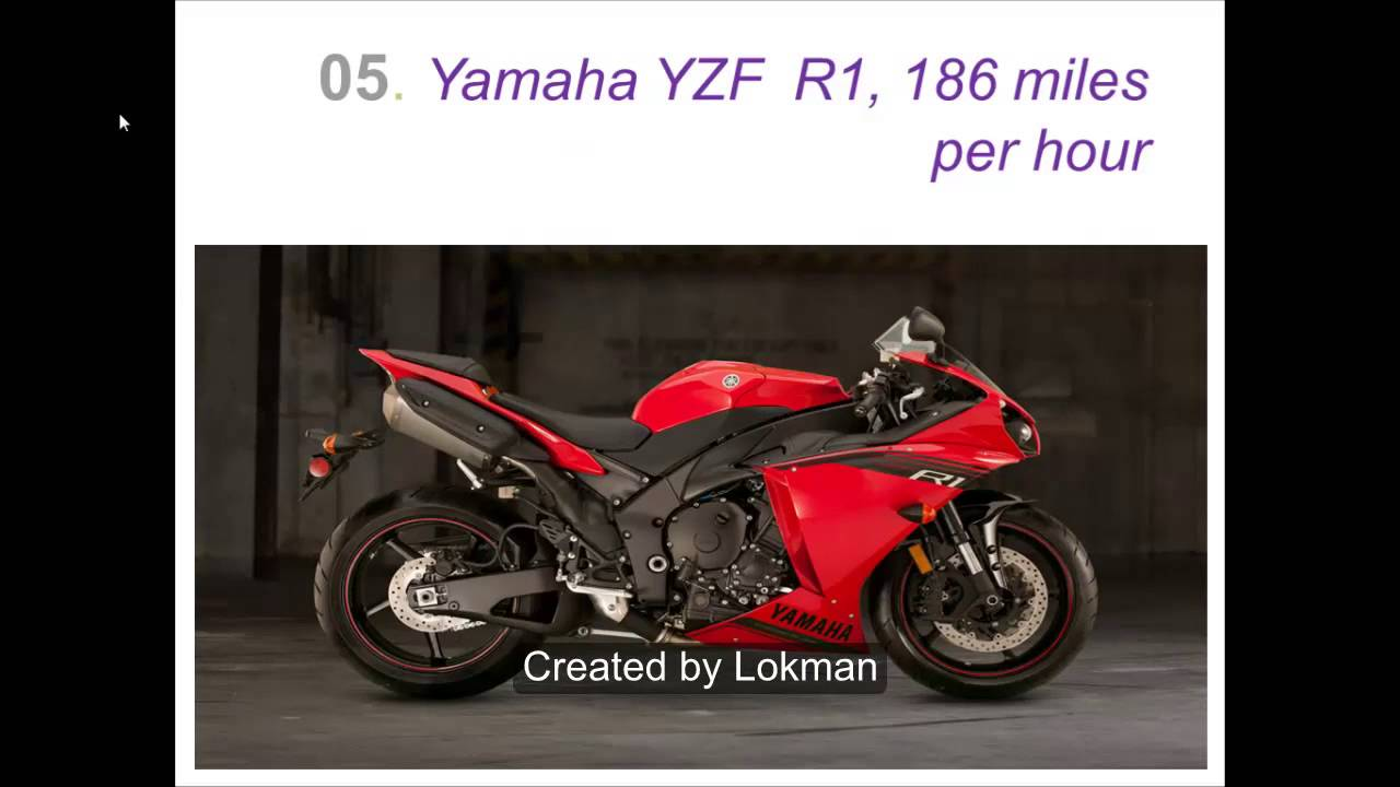 top 10 fastest bikes in the world 2015 top 10 youtube