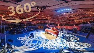 Bohemian Rhapsody 360° Piano Solo - Elbphilharmonie - Costantino Carrara thumbnail