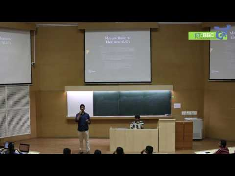 Course Info Session for Freshmen IIT Bombay - part 1