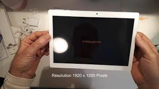 Présentation Tablette Teclast M30