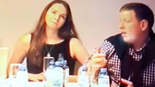 Видео-конференция с актерами сериала «Мамочки» телеканала СТС, второй сезон – фрагменты(8)