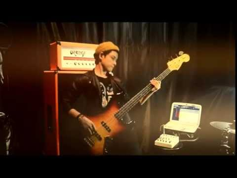 Ilham Laoki 'Glen Fredly-My Everything' BLP-Generasi Synergy' Bass Cover