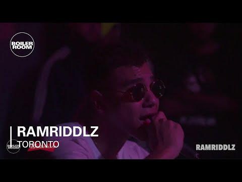 Ramriddlz Boiler Room x Budweiser Toronto Live Set
