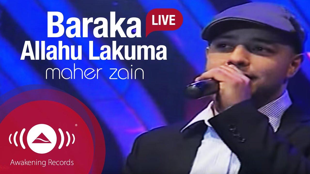 music maher zain baraka allahu lakuma mp3