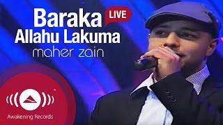 Video Maher Zain - Baraka Allahu Lakuma | Simfoni Cinta (Live) download MP3, 3GP, MP4, WEBM, AVI, FLV Desember 2017