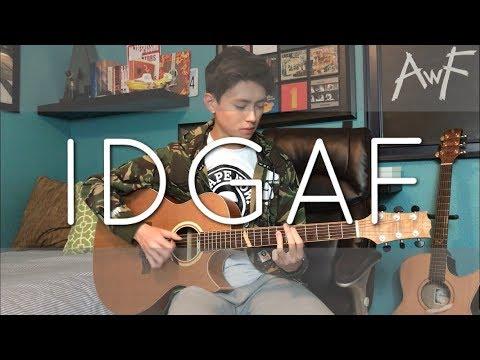 Dua Lipa - IDGAF - Cover (Fingerstyle Guitar)