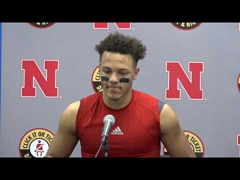 HOL HD: Adrian Martinez Iowa Post Game Comments