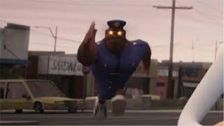 Officer Earl Running Meme Compilation