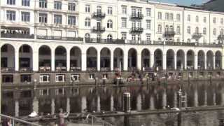 Гамбург. Экскурсия по городу.(снято мной 17 июня 2013г. во время тура по Германии., 2013-07-28T17:26:39.000Z)
