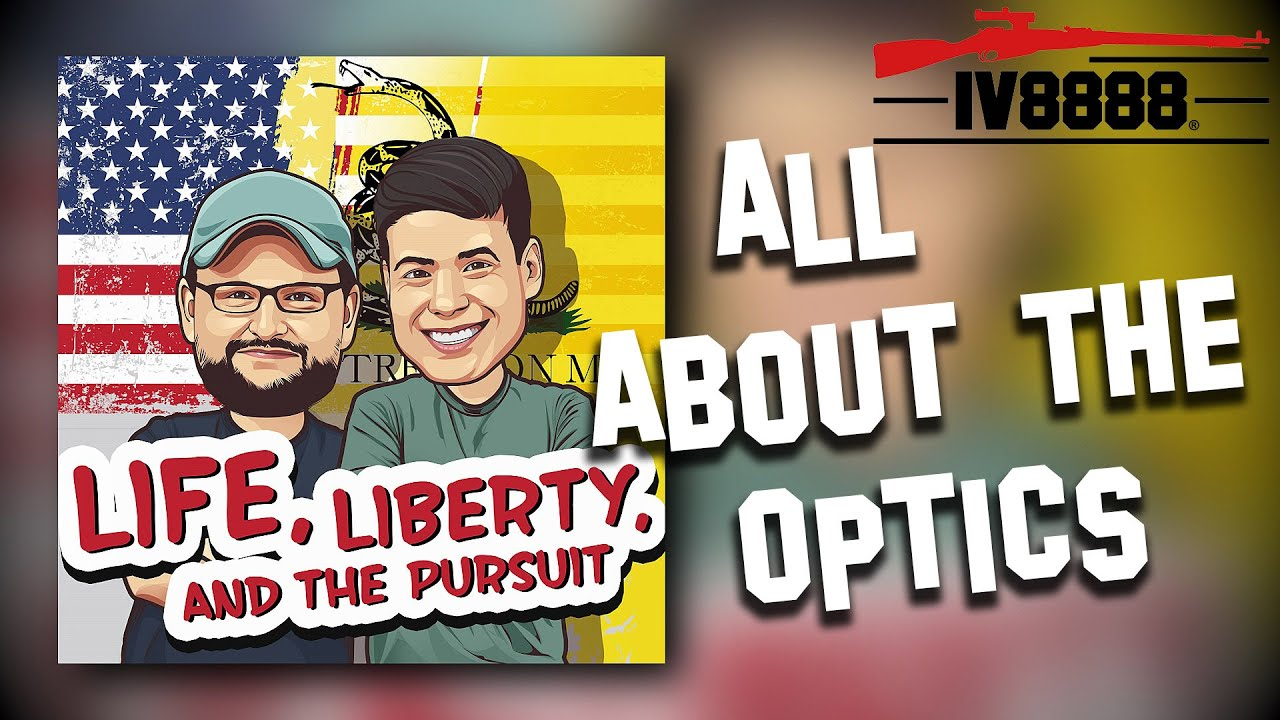 """LIFE LIBERTY & THE PURSUIT 