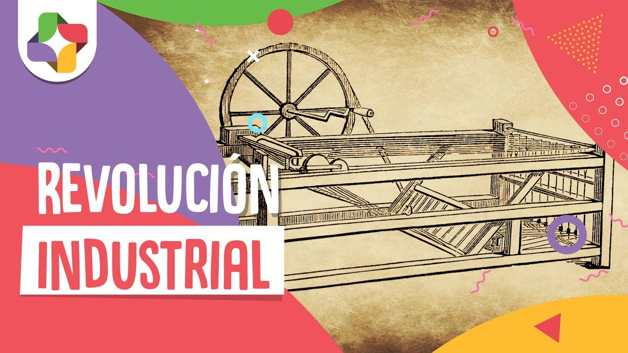 La Revolución Industrial Etapa 1780 1840 Educatina Youtube
