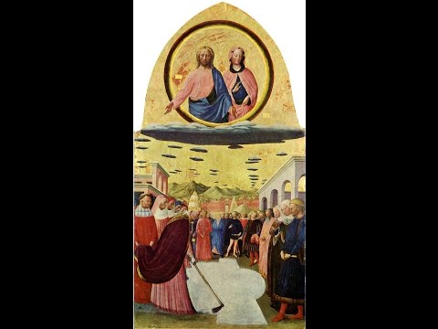 TOP 20 Historic Paintings That Shows UFOs