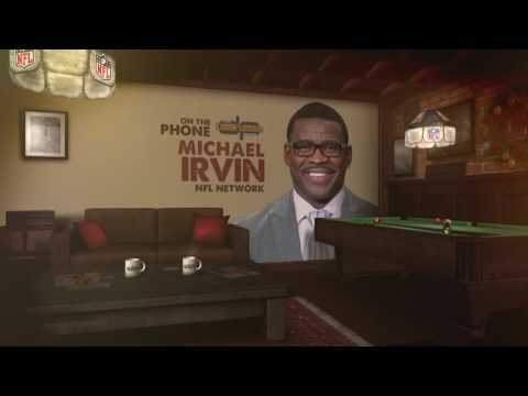Michael Irvin compares Zeke Vs. Emmitt Smith