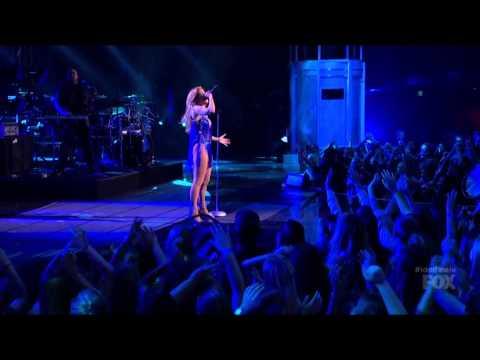 Jennifer Lopez - American Idol S13E39 First Love