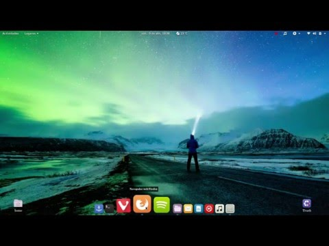 Ubuntu Gnome 16.04 | Perspective to 64 bits