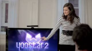 Yoostar 2: In the Movies  - First Kinect Gameplay Preview (Xbox 360) | HD