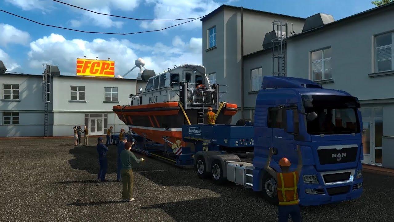 euro truck simulator 2 special transport dlc teaser. Black Bedroom Furniture Sets. Home Design Ideas