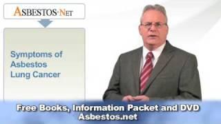 Symptoms of Asbestos Lung Cancer | Asbestos.net