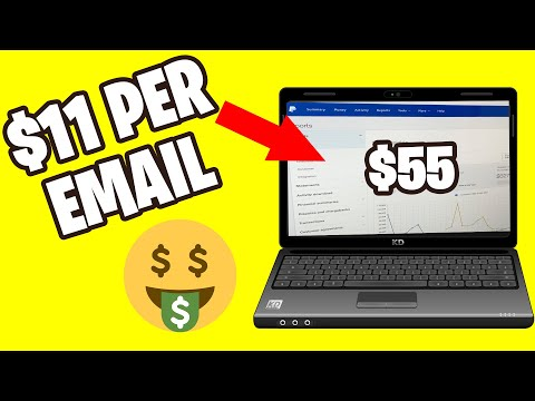 Make $11 Every Minute FOR EMAILS (Fastest Way To Make Money Online)