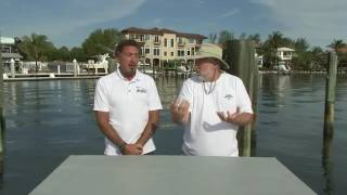 The DRYBOAT® process tackles wet sides with ease, saving boat owners BIG.