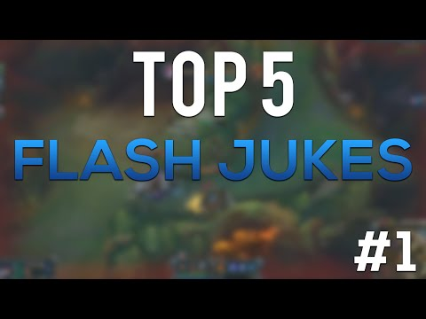 Top 5 Flash Jukes 2015 - #1 - League of Legends Montage