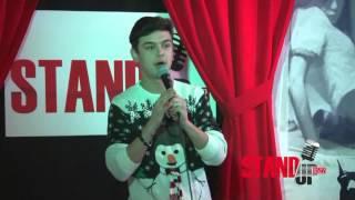 Ильин на сцене Stand-up 0522