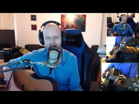 The daily Jam - Day 128: Africa - Toto vocal and guitar cover