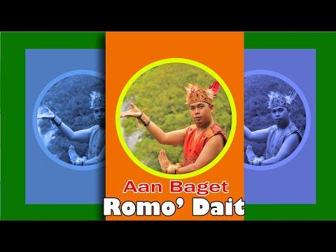 Lagu Dayak Aan Baget - romo' dait ( Official Music Video )