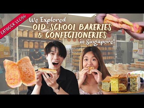 Old-School Traditional Bakeries! | Eatbook Food Guide | EP 44