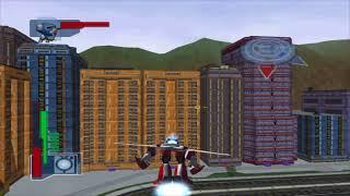 Robotech: Battlecry - HD Dolphin Gameplay - Gamecube