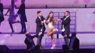Repeat youtube video Ariana Grande- Pink Champagne- The Honeymoon Tour- Philly (3/12/15)