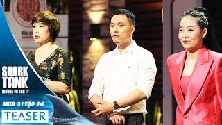 Shark Tank Việt Nam : Thương Vụ Bạc Tỷ Mùa 3 Tập 14
