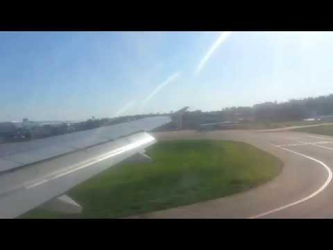 Аэропорт Домодедово. Прилёт.
