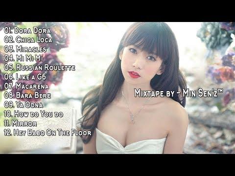 DORA DORA BREAKBEAT DUGEM NOSTALGIA NEW 2018 - Mix by Min Sen'z™