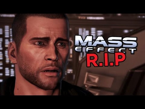 Mass Effect: Andromeda Was So Bad, EA Might Kill The Franchise
