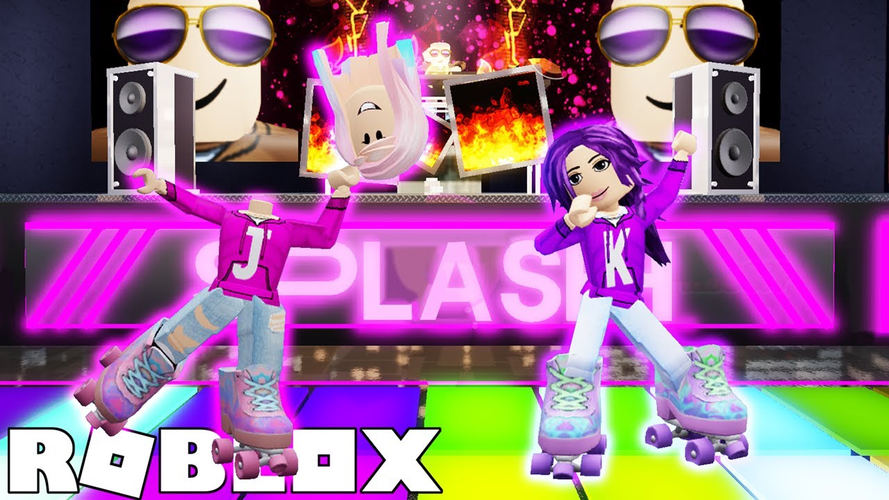 Splash Music DANCE BATTLE! 🎵 | Roblox