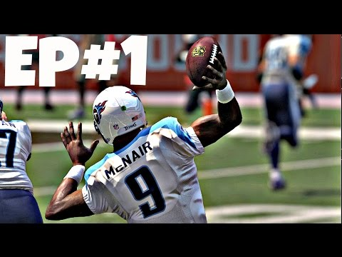 MADDEN 16 | 1999 TENNESSEE TITANS CFM | EP. 1
