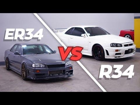 Perbedaan R34 dengan ER34!