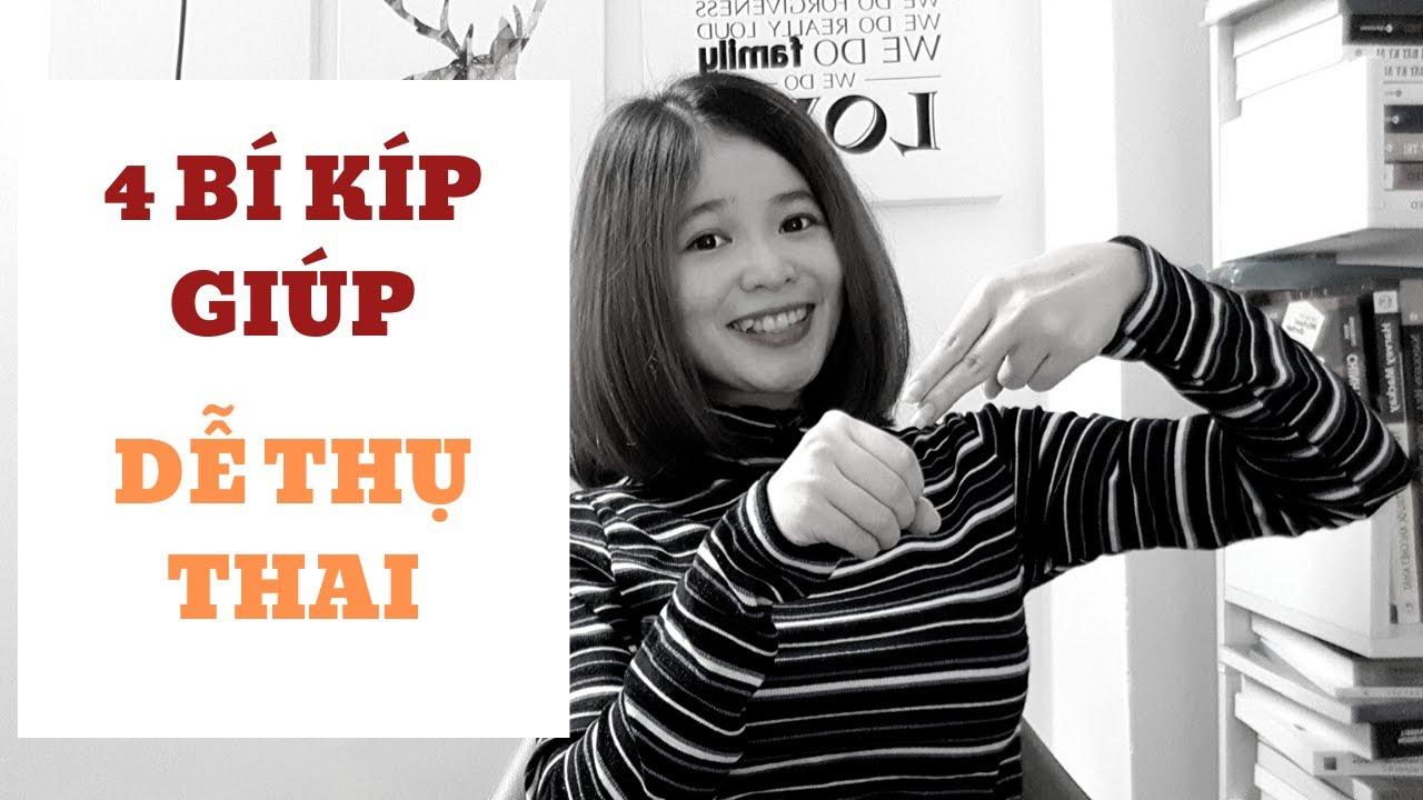 Làm Thế Nào Dễ Thụ Thai Nhất? – 4 Cách Giúp Dễ Thụ Thai