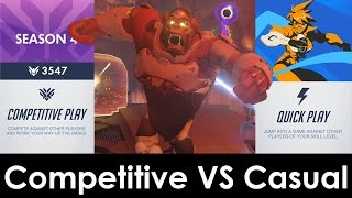 Competitive is The Real Way To Play Overwatch